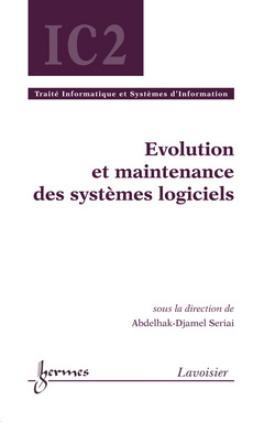 A book about Software Evolution and Maintenance - Appeared in April 2014, In french